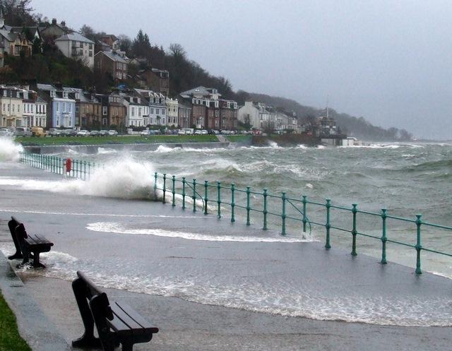 Storm at Ashton