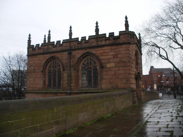 Rotherham's Chantry Chapel