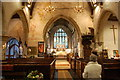TQ5529 : Interior, St Denys' church, Rotherfield by Julian P Guffogg