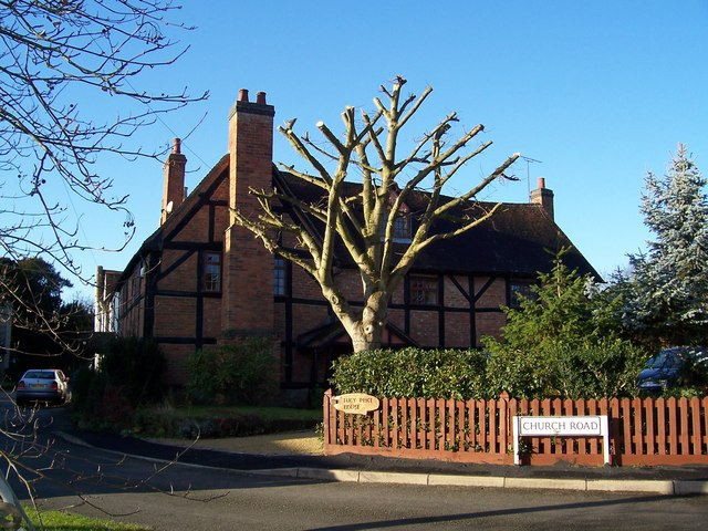 Lucy Price House, Church Road, Baginton
