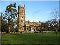 ST6390 : St Mary the Virgin church, Thornbury by David Purchase