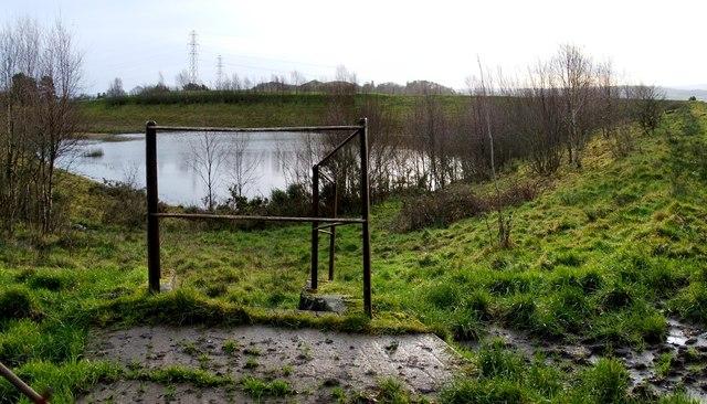 Garshake Reservoir