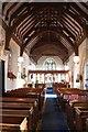 TL6600 : Interior, church of St Margaret, Margaretting by Julian P Guffogg
