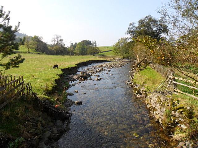 Stock Ghyll, near Ambleside