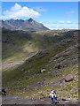 NG4920 : Northern slopes of Sgurr na Stri by Trevor Littlewood