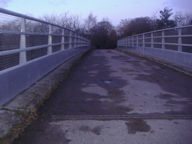 Bridge over the A3, Claygate