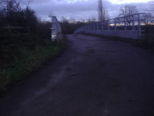Bridge over the A3, Claygate