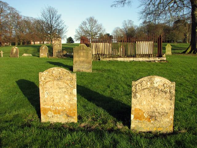St Mary's churchyard, East Raynham