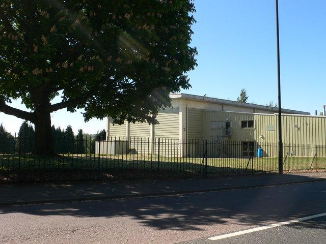 Marling School Sports Hall