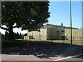 SO8305 : Marling School Sports Hall by Eirian Evans