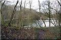 SD7311 : Reservoir at Firwood Fold by Bill Boaden