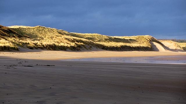 Ravensheugh Sands