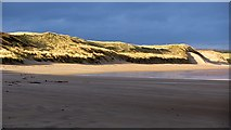 NT6281 : Ravensheugh Sands by Richard Webb