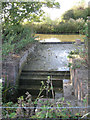 SP1764 : Overflow on the Stratford Canal by Robin Stott