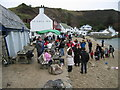SH2741 : New year's eve at Ty Coch Inn Porth Dinllaen by Dave Croker