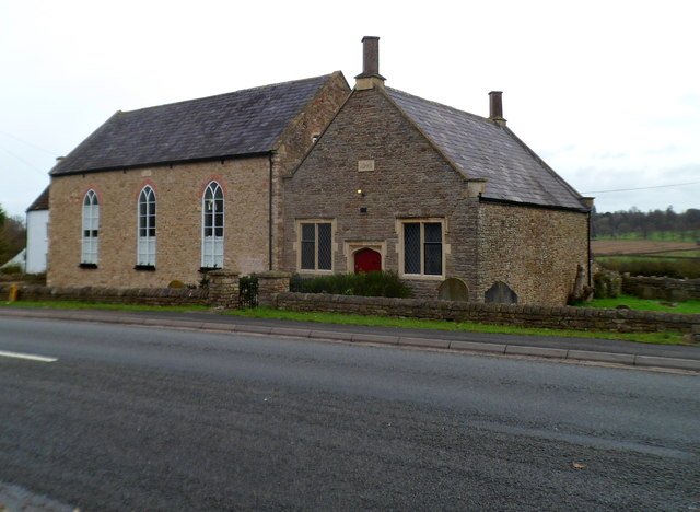Former Mount Pleasant Union Church, Whitfield
