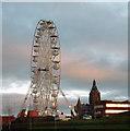 SJ4066 : Chester Big Wheel by Des Blenkinsopp
