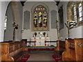 ST5963 : Interior, The Church of St Mary the Virgin by Maigheach-gheal