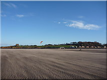 NT6578 : Coastal East Lothian : Bright and Breezy at Belhaven by Richard West