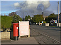SE5623 : Eggborough Post Office | Goole postbox (ref. DN14 34) by Alan Murray-Rust