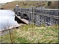 SN8968 : Craig Goch Reservoir and Dam, Elan Valley, Mid-Wales by Christine Matthews