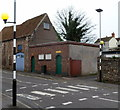 ST6390 : Quaker Lane public toilets, Thornbury by Jaggery