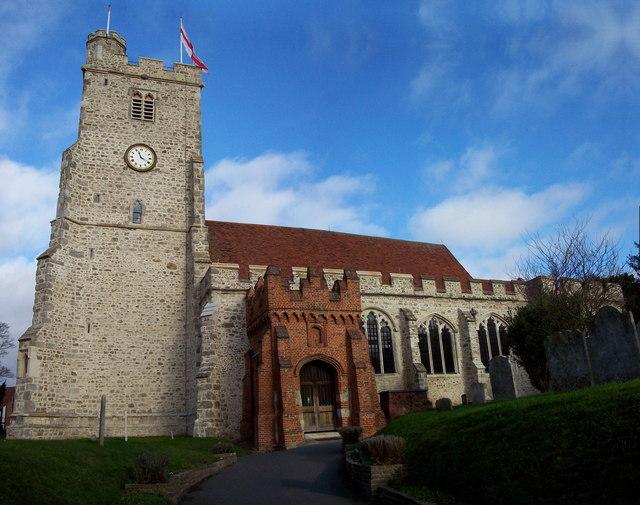Holy Trinity Church, Rayleigh