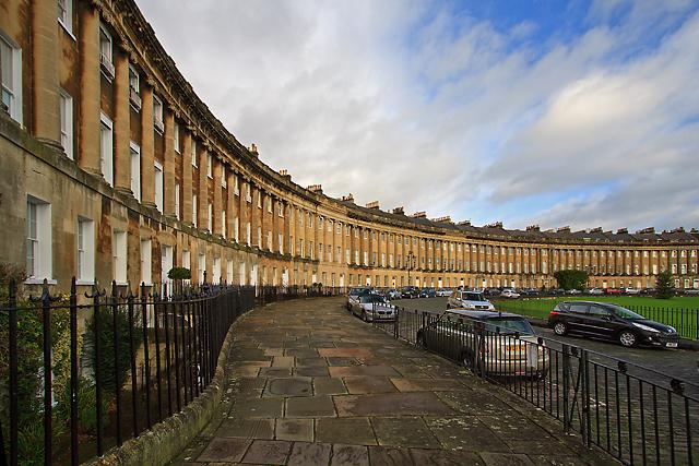 Royal Crescent - Bath (2)