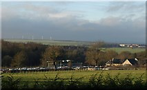 SE2853 : RHS Harlow Carr from Otley Road by Derek Harper