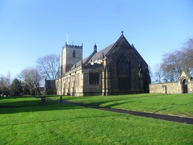 St John the Baptist, Staveley