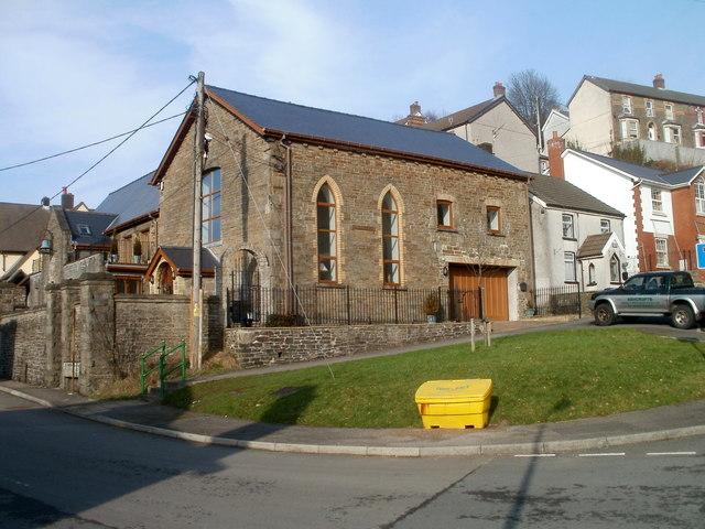 Former St Mary's Church, Crumlin
