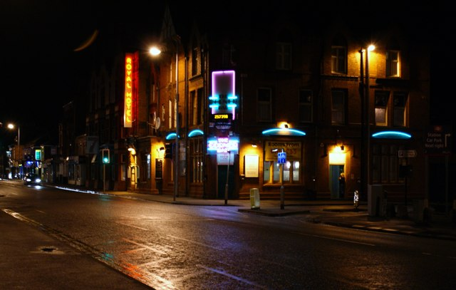 Crewe Night Life