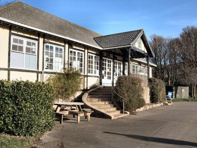 East Brighton Park Cafe & Pavilion