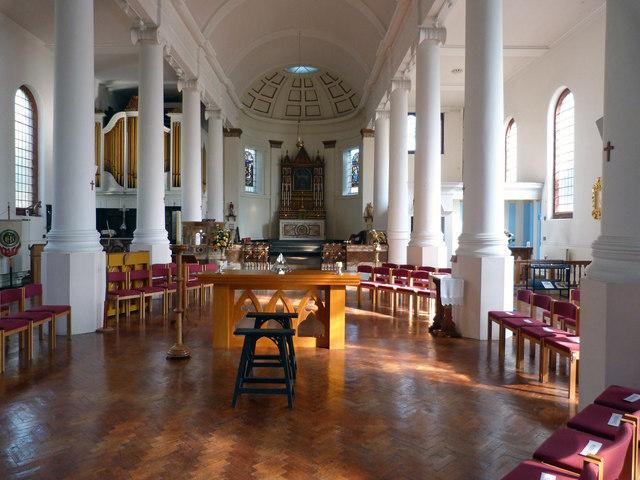 Holy Trinity Church Gosport