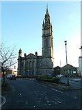 NS2776 : Former St George's North Church by Thomas Nugent