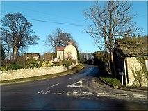 SE4529 : Ledsham village by derek dye