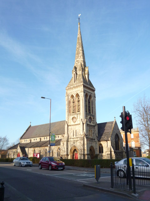 St Michael's Church, Bounds Green Road N22