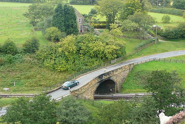 Bridge on Cow Wath Bank
