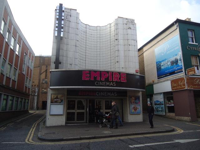Empire cinema, Bromley