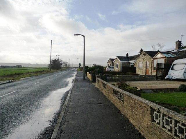 Falledge Lane, Upper Denby