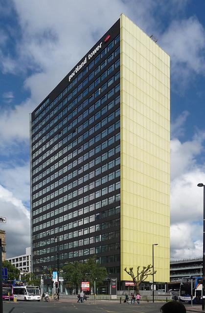 Portland Tower, Portland Street, Manchester