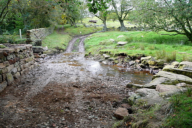 Ford at Partridge Hill
