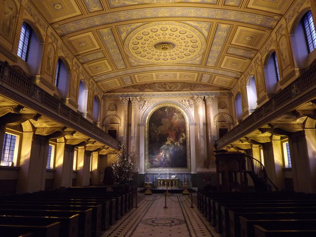 Old Royal Naval College, Chapel