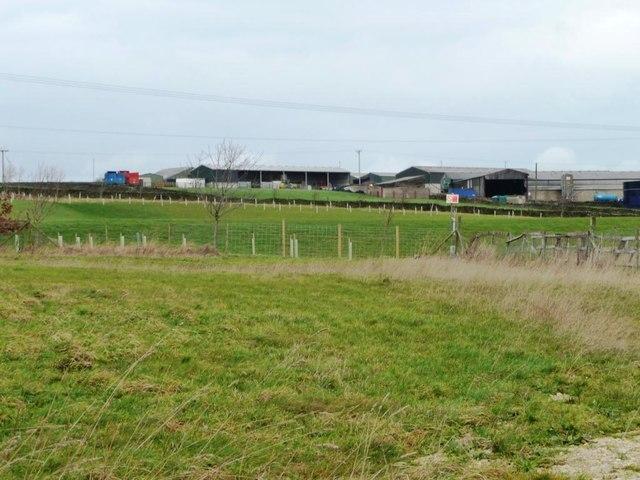 Playing fields at Ingbirchworth