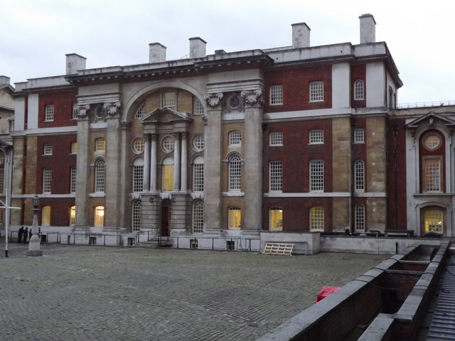 King William Court, Old Royal Naval College