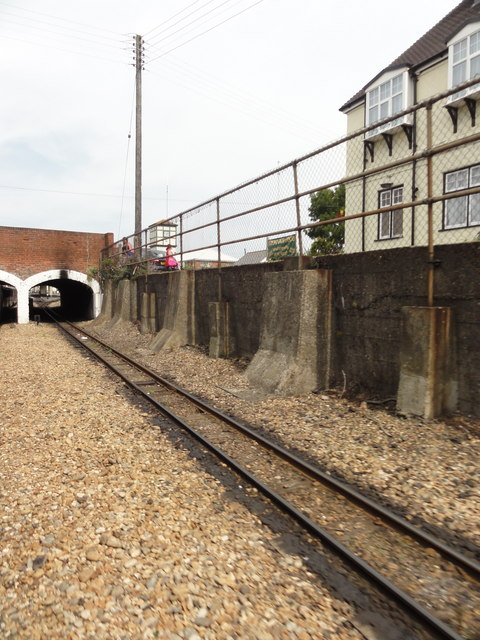 New Romney, Station Road Tunnel
