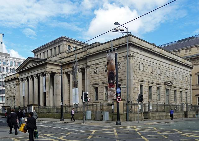 City Art Gallery, Mosley Street, Manchester
