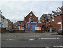 SZ0894 : Winton Christadelphian Church by Mike Faherty