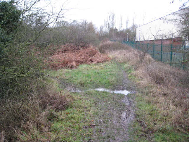 Coventry: Former Wyken Mineral Branch Railway