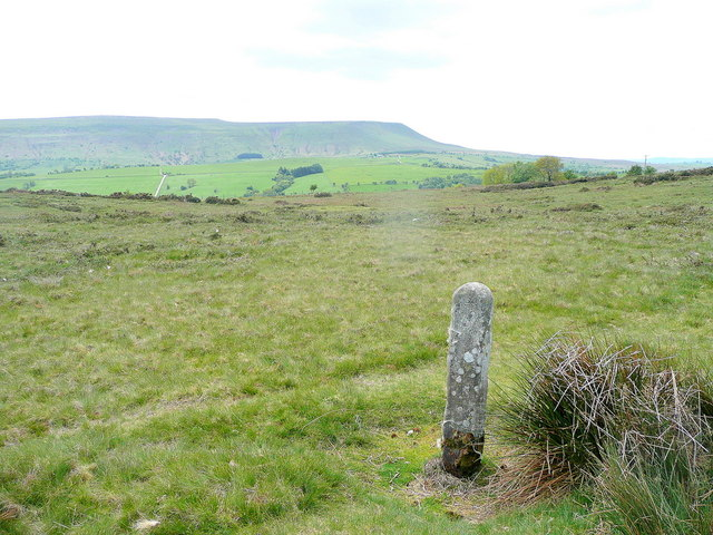 Boundary Stone and Hay Bluff